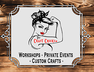 The Craft Chicks Logo